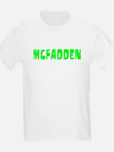 Mcfadden Faded (Green) T-Shirt