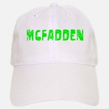 Mcfadden Faded (Green) Baseball Baseball Cap