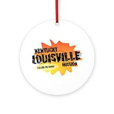 Kentucky Louisville Mission Ornament (Round)