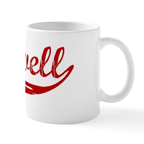 Cogswell (red vintage) Mug