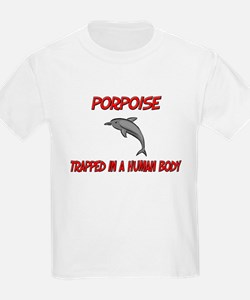 Porpoise trapped in a human body T-Shirt