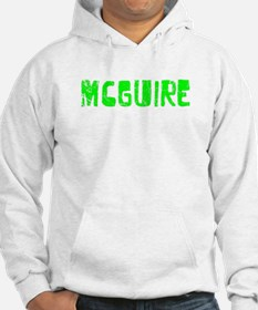 Mcguire Faded (Green) Hoodie