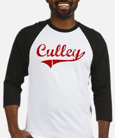 Culley (red vintage) Baseball Jersey