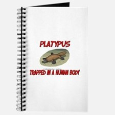 Platypus trapped in a human body Journal