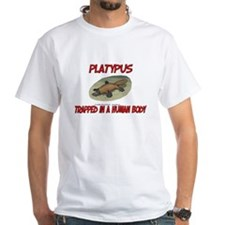 Platypus trapped in a human body Shirt