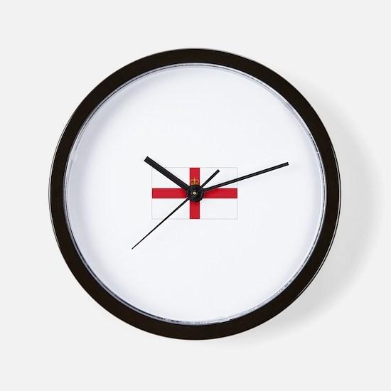 Northern Ireland Wall Clock