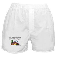 No Nursing Home! Leave me at Boxer Shorts