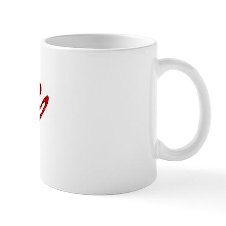 Cruise (red vintage) Mug