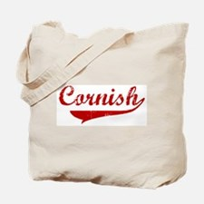 Cornish (red vintage) Tote Bag