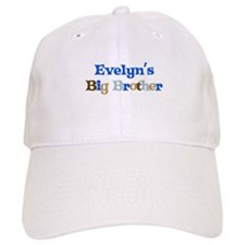 Evelyn's Big Brother Baseball Cap