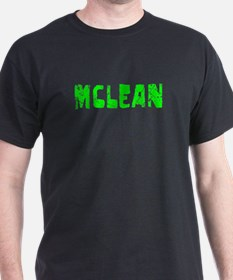 Mclean Faded (Green) T-Shirt
