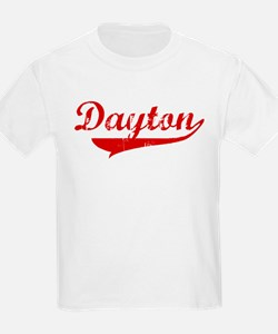 Dayton (red vintage) T-Shirt