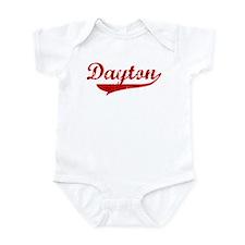 Dayton (red vintage) Infant Bodysuit