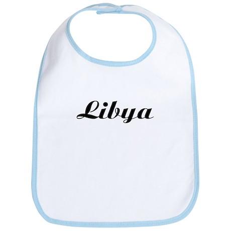 Classic Libya Bib