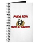 Panda Bear trapped in a human body Journal