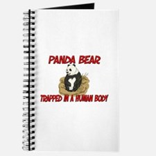 Panda Bear trapped in a human body Journal