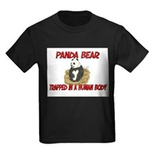 Panda Bear trapped in a human body T