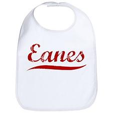 Eanes (red vintage) Bib