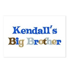 Kendall's Big Brother Postcards (Package of 8)