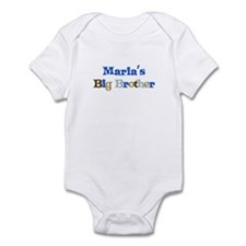 Maria's Big Brother Infant Bodysuit