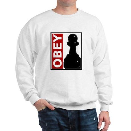 OBEY. Like a pawn. Sweatshirt