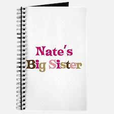 Nate's Big Sister Journal