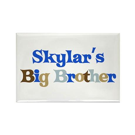 Skylar's Big Brother Rectangle Magnet (10 pack)