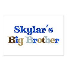 Skylar's Big Brother Postcards (Package of 8)