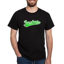 Retro Justus (Green) T-Shirt