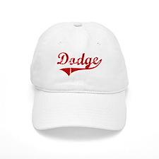 Dodge (red vintage) Baseball Cap