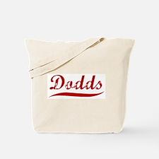 Dodds (red vintage) Tote Bag