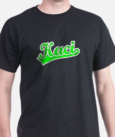 Retro Kaci (Green) T-Shirt