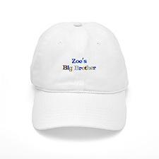 Zoe's Big Brother Baseball Baseball Cap