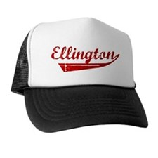 Ellington (red vintage) Trucker Hat