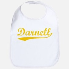 Vintage Darnell (Orange) Bib