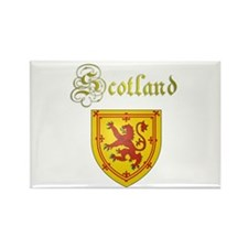Dynamic Scotland. Rectangle Magnet