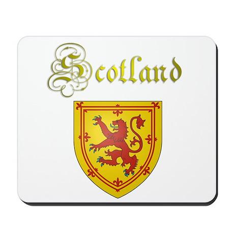 Dynamic Scotland. Mousepad