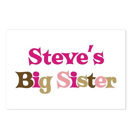 Steve's Big Sister Postcards (Package of 8)