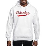 Eldredge (red vintage) Hooded Sweatshirt