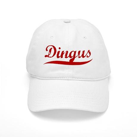 Dingus (red vintage) Cap