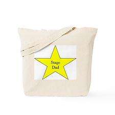 Proud Stage Dad Tote Bag