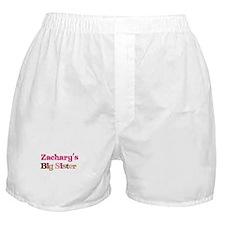 Zachary's Big Sister Boxer Shorts