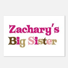 Zachary's Big Sister Postcards (Package of 8)