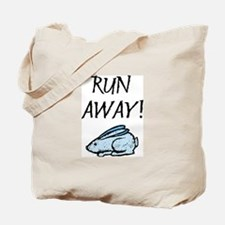 Run Away! Tote Bag