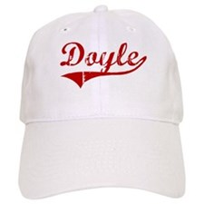 Doyle (red vintage) Baseball Cap