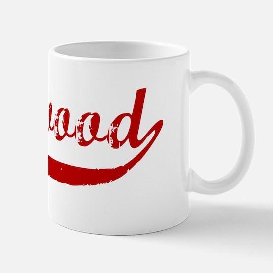 Eastwood (red vintage) Mug