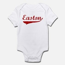Easton (red vintage) Infant Bodysuit