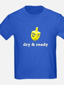dry & ready T