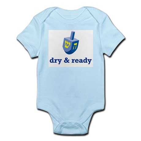dry & ready Infant Bodysuit