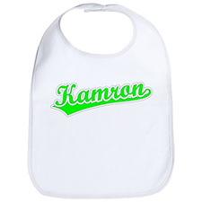 Retro Kamron (Green) Bib